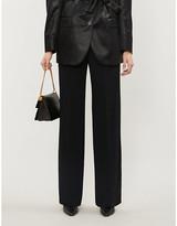Joseph Morrissey tuxedo stretch-cady trousers