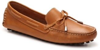 Mercanti Fiorentini Leather String Tie Loafer
