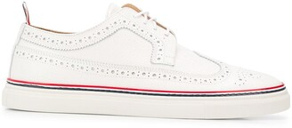 Thom Browne decorative lace-up brogues