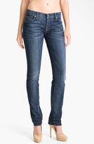 7 For All Mankind 'Roxanne' Straight Leg Jeans (Royal Mountain Valley)