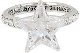 Betsey Johnson Betsey Blue Star Ring