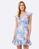Forever New Elliette Floral Sun Dress