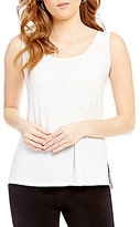 IC Collection Round Neck Sleeveless Tank