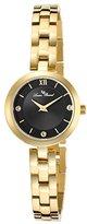 Lucien Piccard Women's LP-10050-YG-11-SET Carina Analog Display Japanese Quartz Gold Watch