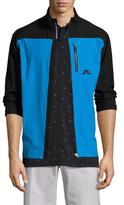 J. Lindeberg Swing JL 2.5-Ply Rain Jacket