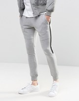 Jack & Jones Skinny With Contrast Panel