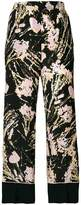 No.21 printed trousers
