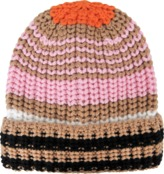 Sonia Rykiel Multicolor stripes beanie
