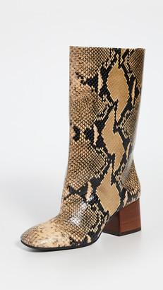 Marni Snakeskin Boots