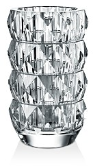 Baccarat Louxor Round Vase