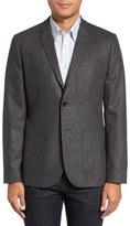 Ted Baker Men's Herringbone Wool Blend Sport Coat