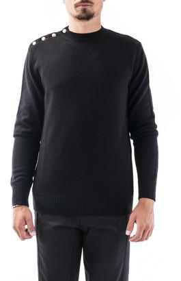 Les Hommes Sweater In Merino Wool