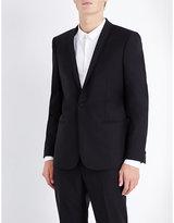 The Kooples Slim-fit Wool Jacket