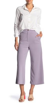 GOOD LUCK GEM High Waist Culotte Pants
