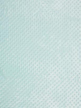 Oddies Textiles Bubble Texture Fleece Fabric, Mint