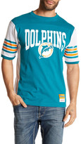 Mitchell & Ness NFL Dolphins Off Tackle Run Tee