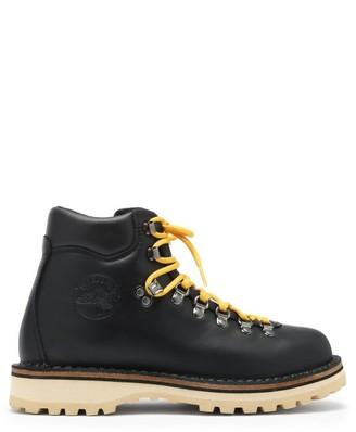 Diemme Roccia Vet Leather Hiking Boots - Black