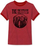 JEM Men's The Beatles Vintage Graphic-Print T-Shirt