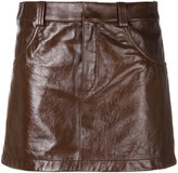 Chloé fitted mini skirt