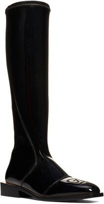 Fendi Knee High Boot
