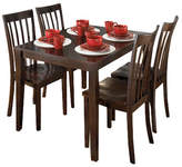 Signature Design by Ashley Hyland 5 Piece Dinette Set