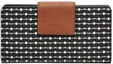 Fossil Emma RFID Striped Tab Clutch