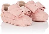 Buscemi Bow Nubuck Sneakers