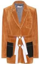 Altuzarra Bastille suede jacket