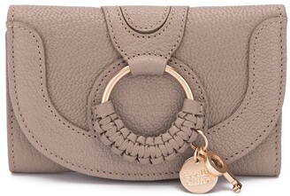See by Chloe Stitched Layered Wallet