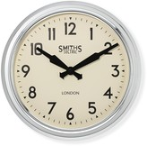 Williams-Sonoma Smiths Retro Wall Clock