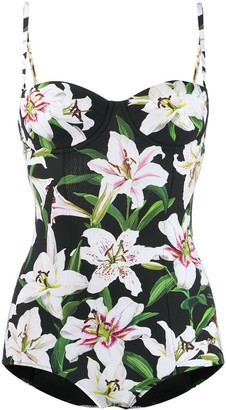 Dolce & Gabbana lily swimsuit