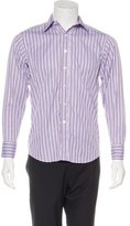 Paul Smith Striped Woven Shirt