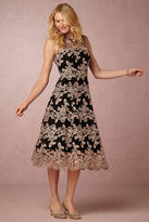 Anthropologie Tonya Wedding Guest Dress