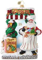 Christopher Radko Santa Bakery Ornament