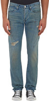 3x1 MEN'S CLINT JEANS-BLUE SIZE 33