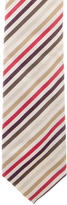 Burberry Striped Woven Tie