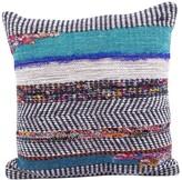 Karma Living Boho Woven Pillow