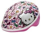 Hello Kitty Toddler Bike Helmet - White/Pink