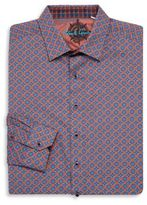 Robert Graham Riverdance Classic-Fit Cotton Sport Shirt