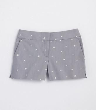LOFT Stars & Stripes Riviera Shorts