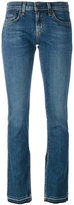 Rag & Bone Jean - side slit jeans - women - Cotton/Polyurethane - 25