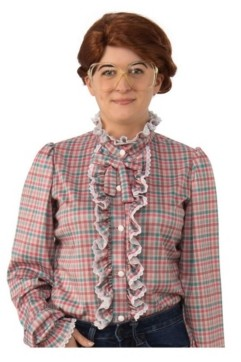 BuySeasons Women's Stranger Things Barb's Wig