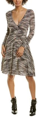 Missoni Abito Wool A-Line Dress