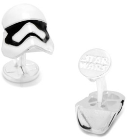 Cufflinks Inc. 3D Storm trooper Cufflinks