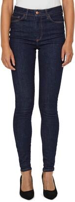 Vero Moda Sophia High Waist Ankle Skinny Jeans