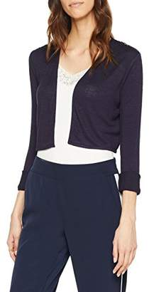 Only Women's Onlmarna L/s Short Cardigan JRS(Size: X-Large)