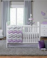 Jonathan Adler Happy Chic Baby Emma 4 Piece Crib Bedding Set