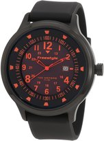 Freestyle Men's FS84986 Ranger Field Case with Push-Button Light Watch