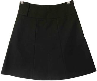 Vivienne Tam Black Cotton - elasthane Skirt for Women