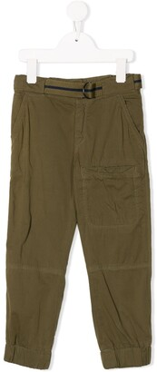 The Marc Jacobs Kids Belted Cargo Trousers